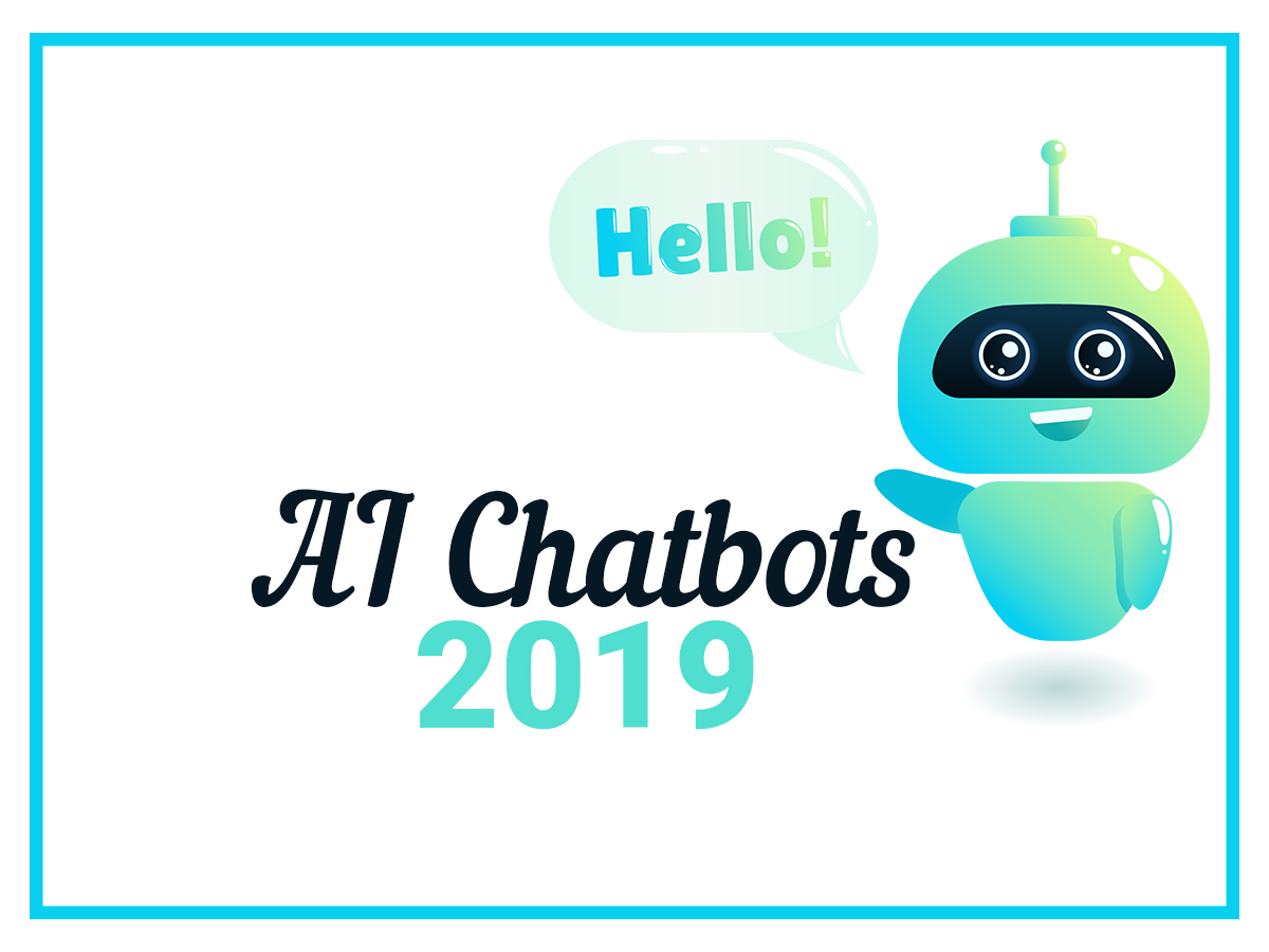 Adlingo 5 of the best ai chatbots for 2019 - tazteq pakistan